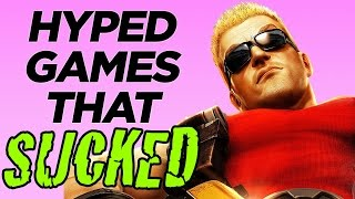 Top 10 Hyped Games That SUCKED