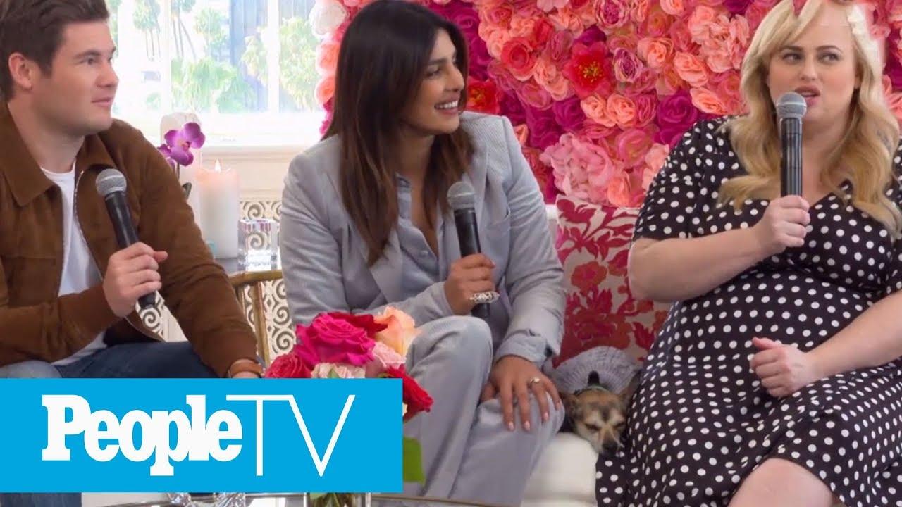 Priyanka Chopra Says Her Wedding To Nick Jonas Could Be A 'Biracial' Movie | PeopleTV