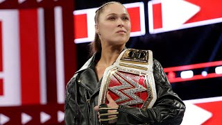 How Ronda Rousey Got Over WWE Boos Last Night - Podcast