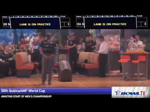 2014 QubicaAMF World Cup  Men's Semifinal and Final