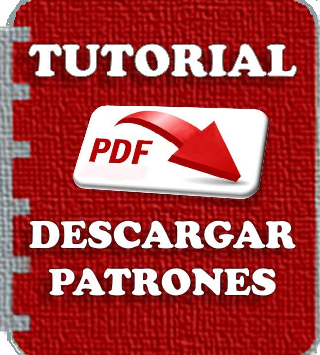 TUTORIAL COMO DESCARGAR LOS PATRONES - PATRONES GRATIS - YouTube
