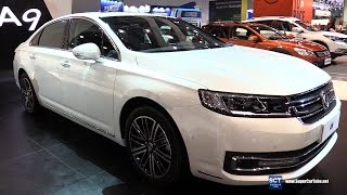 2016 Dongfeng DFM Aeolus A9 - Exterior and Interior Walkaround - 2016 Moscow Automobile...