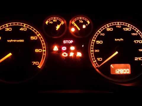 Не заводится Peugeot 307