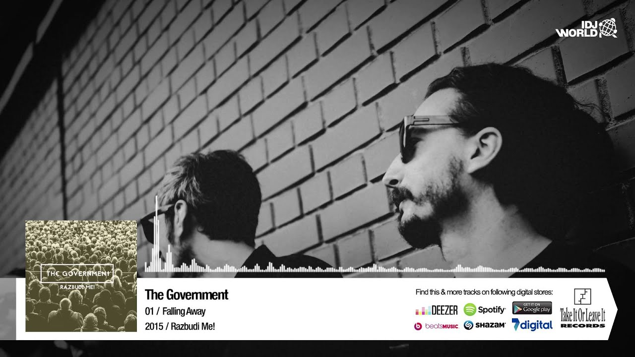 THE GOVERNMENT - FALLING AWAY - YouTube