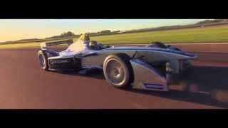 Ролик телеканала Спорт 1 - Формула Е