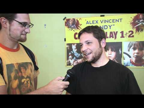 """Alex Vincent """"Andy"""" Talks Childs Play and more at Monster Mania Con 19!"""