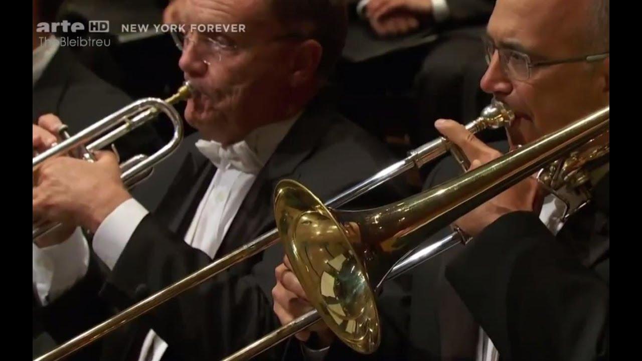 Joseph Alessi and Phil Smith Mahler Sym No 2