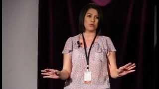 TEDxBishkek - Айсулуу Болотбаева