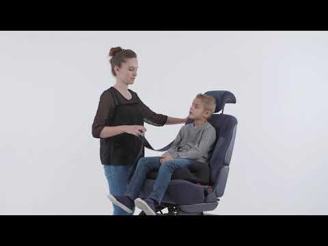TOPO EASYFIX - Siège auto rehausseur bas / Children booster seat