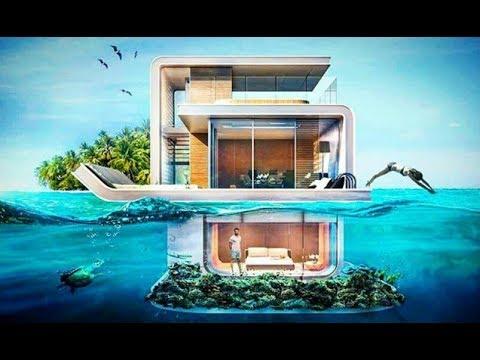 First Underwater Villa Completed In Dubai Best The World