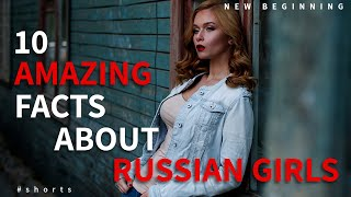 10 unknown #facts about #Russian #girls   #amazing facts #Shorts