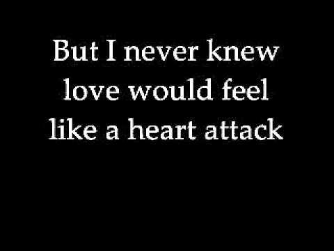 Heart Attack - Trey Songz Instrumental with Lyrics Karaoke