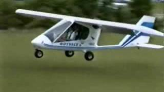 Earthstar Odyssey experimental aircraft, experimental lightsport aircraft, amateur built aircraft.