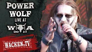 Powerwolf - 3 Songs - Live Wacken Open Air 2017