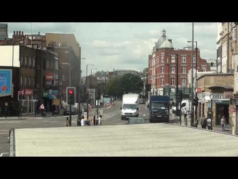 Route 15; Stagecoach London Bus Blackwall Station to Trafalgar Square