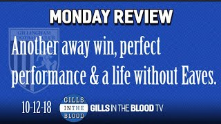GITBTV, Monday Review incl. Another Away Win, Perfect Performance & A Life Without Eaves? 10-12-18