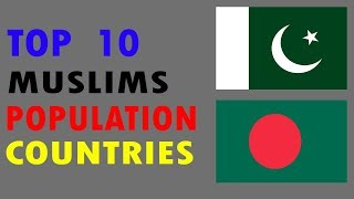 Top 10 Countries With the Largest Muslim Populations in the World