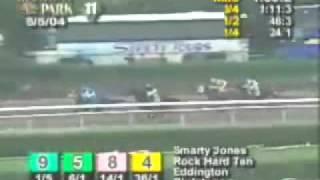2004 Belmont Stakes - Birdstone