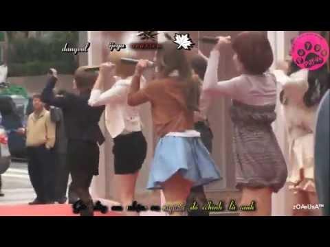 [PJYVN][Vietsub + Kara] T ara - Apple is A+ ( Live )
