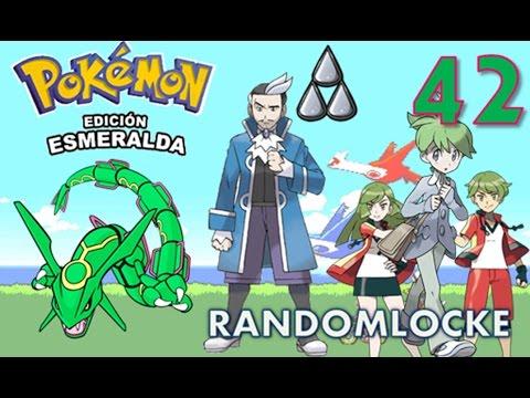 Pokemon esmeralda randomlocke 42 ultimo gimnasio y la for Gimnasio 7 pokemon esmeralda