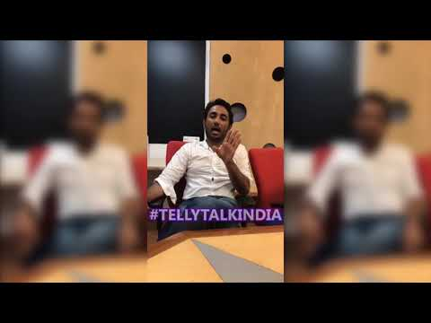 Zubair Khan LIVE on Telly Talk India Facebook | Bigg Boss 11