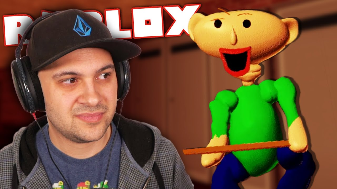 Baldi Bear Is Here And It S Awful To Look At Roblox Bear