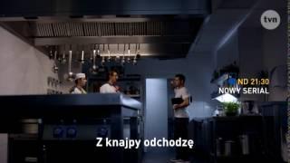 Nowy serial - Na noże! Oglądaj w niedzielę o 21:30 tylko w TVN!
