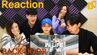 Stray Kids(스트레이키즈) 'Back Door' MV Reaction | Korean Reaction | 뮤비리액션 | U-Connection