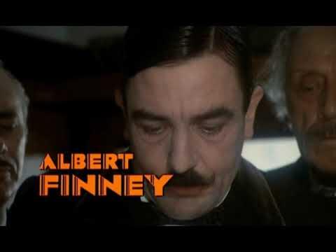 Убийство в Восточном экспрессе (1974) - Трейлер. Murder On The Orient Express