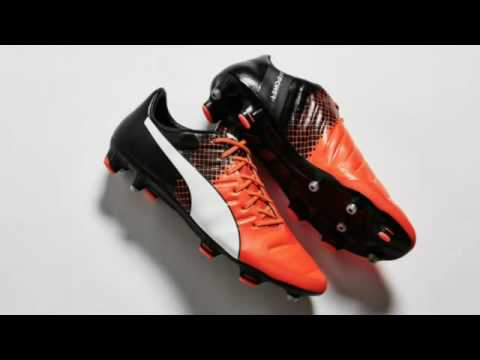 4cb273d79 Puma evoPOWER 1.3 with Shocking Orange, Black and White - YouTube