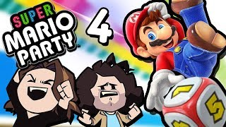 Super Mario Party: Squeezin' The Odds - PART 4 - Game Grumps