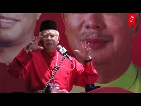 Konvensyen UMNO Johor : Ucapan Perasmian Presiden UMNO, Datuk Seri Najib Tun Razak