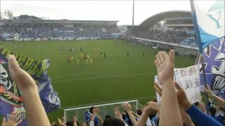 2014 Jリーグ プレーオフ ジュビロ磐田vsモンテディオ山形 1-2 山岸決勝ゴール!と試合終了後 thumbnail