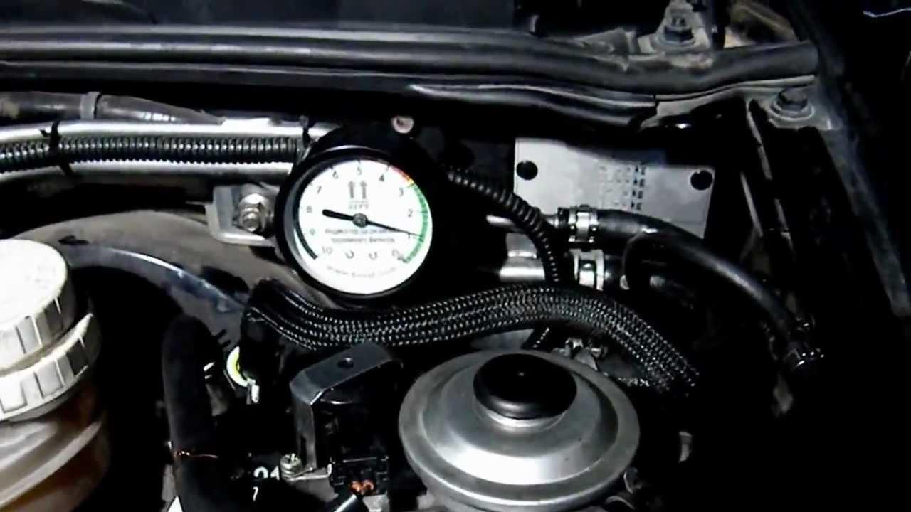 Индикатор загрязнения фильтров на MITSUBISHI L 200.avi