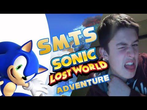 SMT's SONIC LOST WORLD ADVENTURE!!