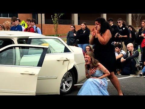 Video: Pope County EMS presents 2018 RHS Prom Crash Scenario