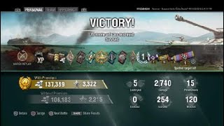World of Tanks- never tell me the odds!
