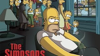 os simpsons the ball of death old school game