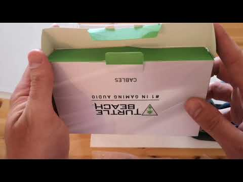 Turtle Beach Elite 800X Xbox One Unboxing
