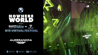 Nowhere World - NYE Virtual Festival - Alessandra Roncone