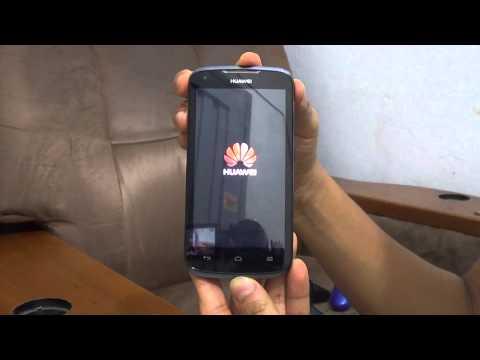 Hard Reset Huawei Y520 (Restaurar / Resetear)