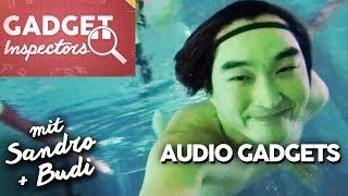 Gadget Inspectors | Audio-Gadgets