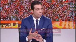 نقاش ساخن حول بيع الدورى المصرى للقنوات العربية مع الفولى والعشرى ومحمد على