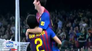 Fc Barcelona Vs Real Mallorca 5-0 All Goals Highlights la liga BBVA 29.10.2011
