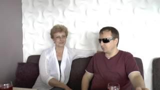 Виктор Тартанов и Элеонора Филина.Тверь.Фестиваль памяти Михаила Круга.