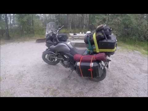 Northern Adventure - Day 7 - Yellowknife to Fort Simpson