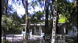 """Киргизия, Воронцовка (Таш-Дебе) пионерский лагерь """"Красная Гвоздика"""" 1998 год."""