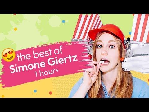 The Best of Simone Giertz: 1 Hour+ Compilation   GoldieBlox Scrappy Robots