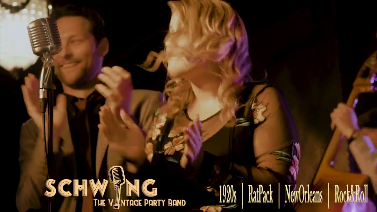 Schwing - The Vintage Show Band - Teaser Video