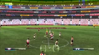 afl 2012 ANZAC afl live game